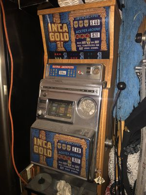 Slot machines vintage quarter slots for Sale in San Jose, CA