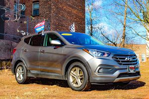 2018 Hyundai Santa Fe Sport .. Base 4D SUV FWD 2.4L ... 33584 miles ... for Sale in New York, NY
