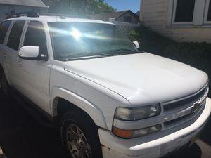 2005 Chevy Tahoe z71 for Sale in Trenton, NJ