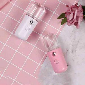 "Follow my Instagram @mynanospray for ""my nano spray"" Portable Sanitizer, Facial steamer for Sale in Tulsa, OK"