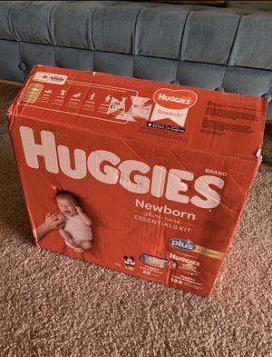 Huggies newborn diapers for Sale in Lakeside, CA