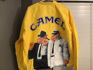 Camel RJ Reynolds Lightweight Promo Jacket (1992) for Sale in Goodlettsville, TN