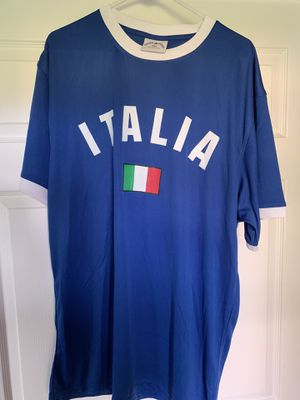 Team Italy soccer T-shirt for Sale in Cadwell, GA