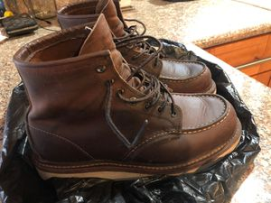 Red Wing 1907 work boots Men's size 7 for Sale in SeaTac, WA