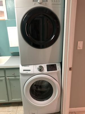 Washer and dryer for Sale in Calverton, MD