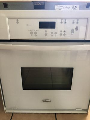 "27"" White Oven and 30"" Cooktop for Sale in Medley, FL"