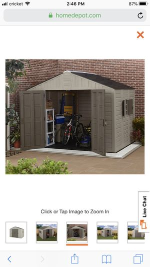 Storage shed new condition 10 x 8 for Sale in Kent, WA