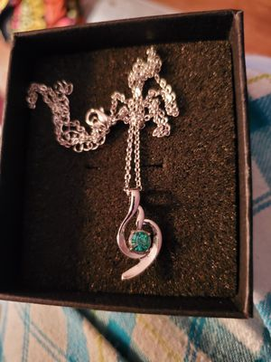 New Silver Plated Necklace for Sale in Memphis, TN