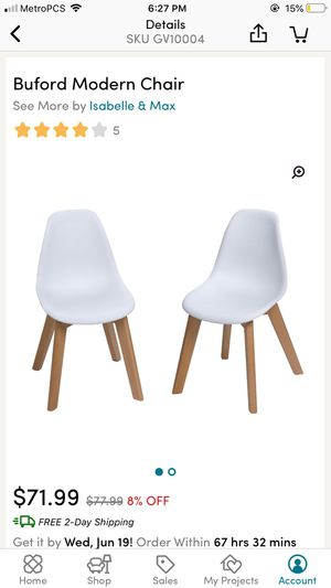 Modern KID chairs for Sale in Boston, MA