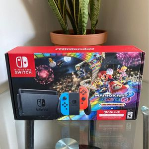 Nintendo Switch™ Mario Kart™ 8 Deluxe for Sale in Port Angeles, WA