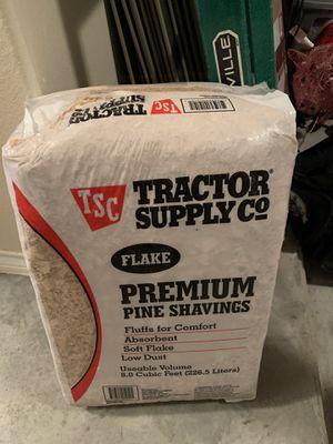 Pine wood shavings for Sale in Encinal, TX