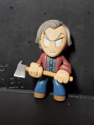 Jack torrance funko pop Horror Mini Toy Figure Shining for Sale in Dallas, TX