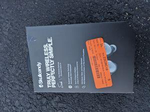 Skullcandy Sesh True Wireless In-Ear Earbud - Black for Sale in Weymouth, MA