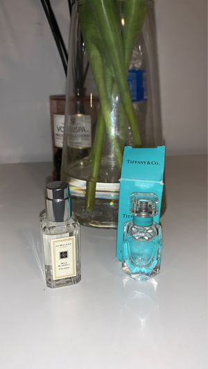 Two small 5 ml perfumes n 9 ml jo Malone for Sale in Downey, CA