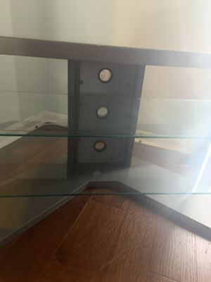 Tv stand and safety door for Sale in Sterling, VA