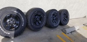 Toyota Rims and Tires for Sale in Huntington Beach, CA