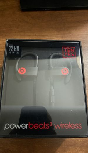 Power beats 3 by Dr. Dre Decade Collection for Sale in Oceanside, CA