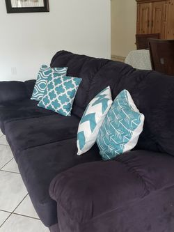 2 Nice 👌 Sofas (3seats Each One) BOTH FOR $69 for Sale in Miami,  FL