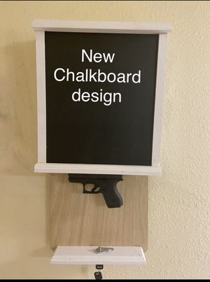 Chalkboard wall safe for Sale in Brownsville, TX
