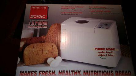 Brand new bread maker for Sale in Hampton,  GA
