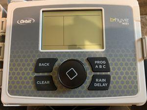 Orbit 57946 B-Hyve Indoor/Outdoor 6 Station WiFi Sprinkler System controller. for Sale in Tucson, AZ