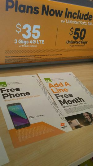 Boost Mobile Tax Season Deals for Sale in Sanger, CA