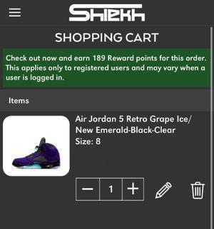 Air Jordan 5 for Sale in Long Beach, CA