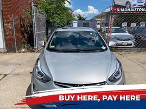 2015 Hyundai Elantra for Sale in Newark, NJ