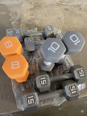 NEW Dumbbell Variety Sets for Sale in Los Angeles, CA