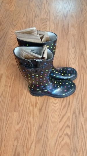 Western Chief ladies rain boots size 6. for Sale in Smithfield, NC
