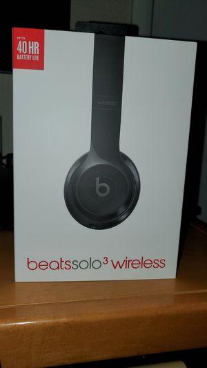 Beats solo3 wireless (brand new) for Sale in Henderson, NV
