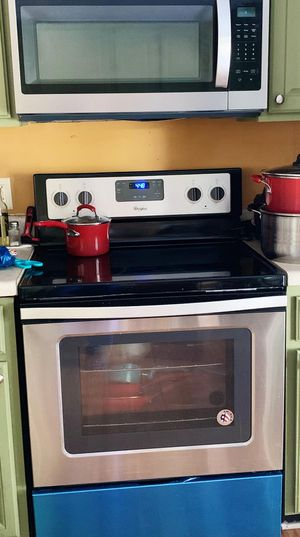 Whirlpool home appliances for Sale in Jacksonville, FL