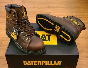 CAT Work Boots size 8 for Men. for Sale in East Compton, CA