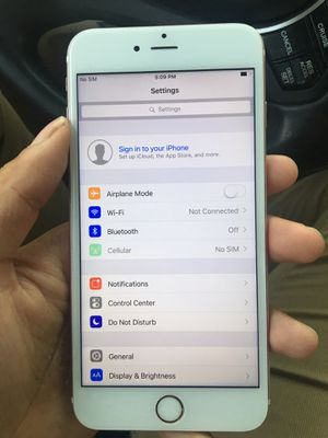iPhone 6s Plus 32gb for Sale in Pembroke Pines, FL