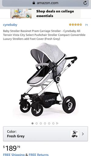 Cyne Stroller for Sale in Kent, WA