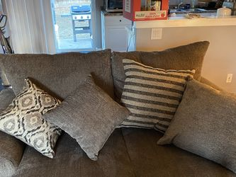 NEW - 4 Reversible Couch Pillows for Sale in Arvada,  CO