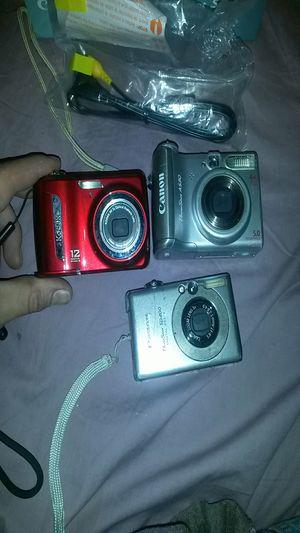3 Digital Cameras for Sale in Fenton, MO