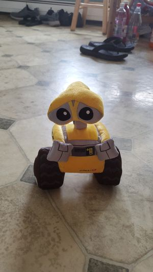 Wall-E Plushie for Sale in Fall River, MA