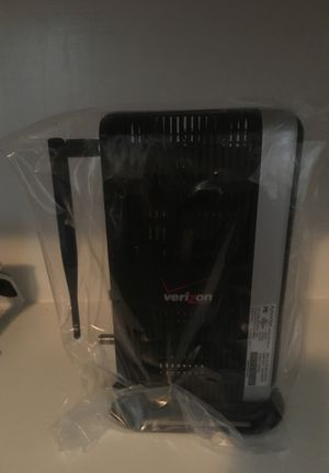 Verizon Actiontec MI424WR Rev D Wireless G Router 4 Port for Sale in Leesburg, VA
