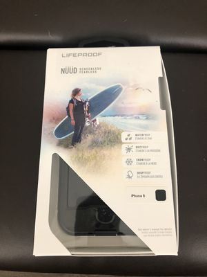iPhone 8 Lifeproof Nuud Case for Sale in Rockville, MD