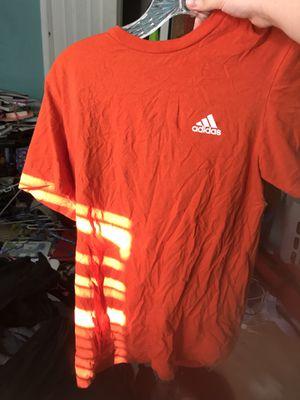 Orange adidas shirt for Sale in Washington, IL