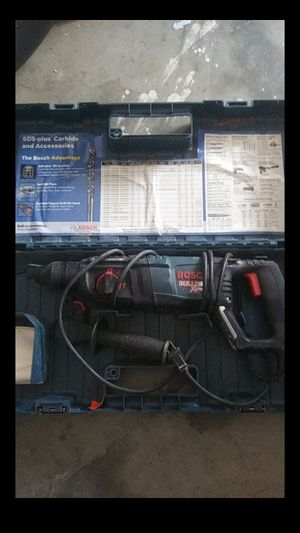 Bosch Hammer Drill for Sale in Mission, TX