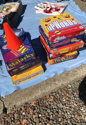 Kids board games for Sale in Martinez, CA