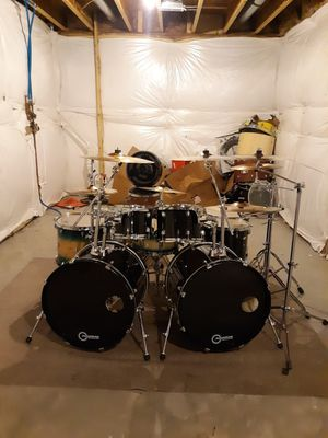 SP 8 Piece Double Bass Drum Set Complete for Sale in Denver, CO