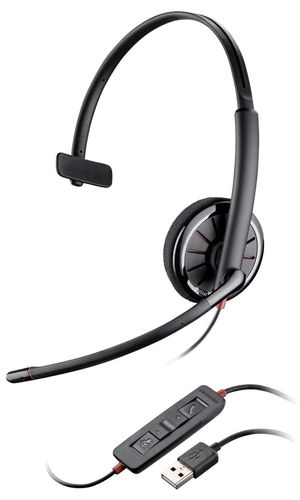Plantronics Blackwire 320 USB Headset, On-Ear Mono Headset, Wired for Sale in Mechanicsburg, PA