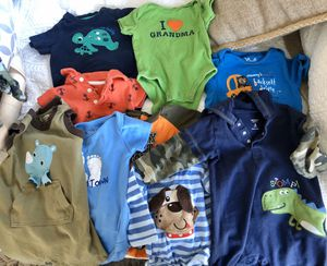 Baby clothes 6 and 9 month for Sale in Suffolk, VA
