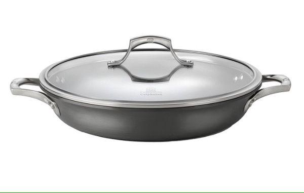 """Calphalon Nonstick 12"""" Everyday Pan"""