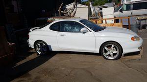 Hyundai Tiburon project car, new parts for Sale in Vista, CA