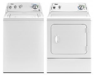 Whirlpool washer and gas dryer for Sale in Whittier, CA