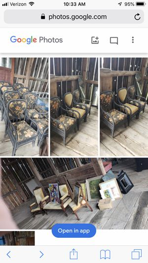 Antique chairs for Sale in Traverse City, MI